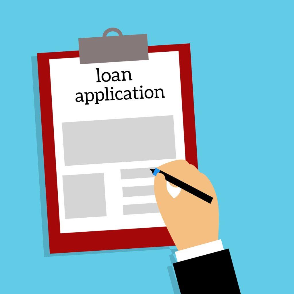 loan application for hard money loan in Houston