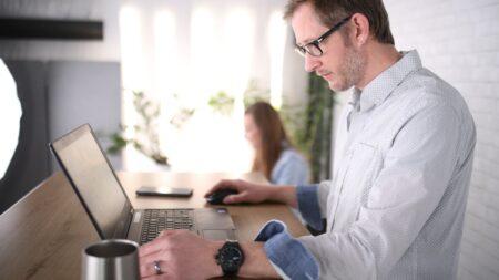 Real estate developer applying online for loan from our private money lender in Houston